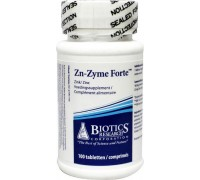 ZN Zyme forte 25 mg, Biotics, 100tb