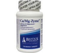 Ca Mg zyme, Biotics, 120tb
