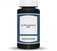 DL phenylalanine 400 mg, Bonusan, 60ca