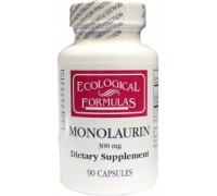 Monolaurine 300 mg, Ecological Form, 90ca