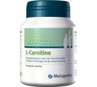 L-Carnitine, Metagenics, 60ca