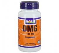 DMG 125 mg, NOW, 100vc