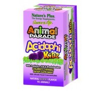 Animal parade acidophilus kidz, Natures Plus, 90kt