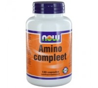 Amino compleet, NOW, 120ca
