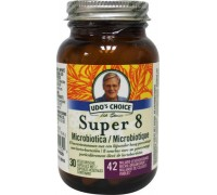 Super 8 probiotic, Udo S Choice, 30tb