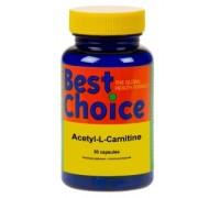 Acetyl l carnitine, Best Choice, 30ca