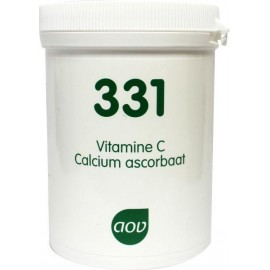 331 Vitamine C calcium ascorbaat, AOV, 250g