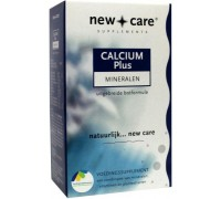 Calcium plus, New Care, 60tb
