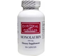 Monolaurine 600 mg, Ecological Form, 90ca