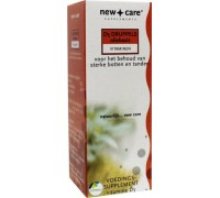 D3 druppels oliebasis, New Care, 25ml