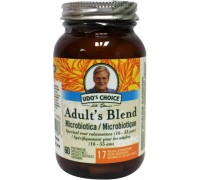 Adult blend probiotica, Udo S Choice, 60ca