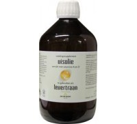 Levertraan/visolie vitamine A & D, Jacob Hooy, 500ml