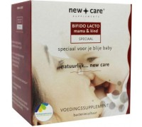 Bifido lacto mama en kind, New Care, 10sach