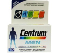 Men advanced, Centrum, 30tb