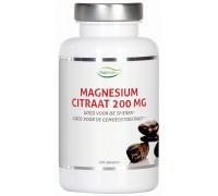 Magnesium citraat 200 mg, Nutrivian, 100tb