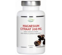 Magnesium citraat 200 mg, Nutrivian, 50tb