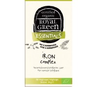 Iron complex, Royal Green, 60vc